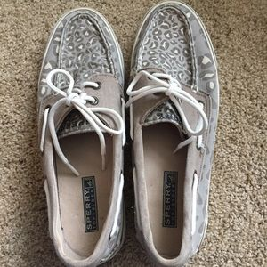 Sperry Top-Sider canvas shoes
